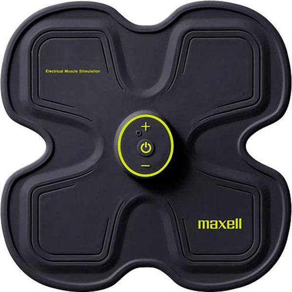 マクセル もてケア EMS運動器 本体4極 MXES-R400YG 腹筋・太もも・腰用