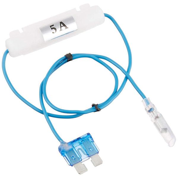 エーモン 全国一律送料無料 平型ヒューズ電源 特価 E530 15Aヒューズ交換用