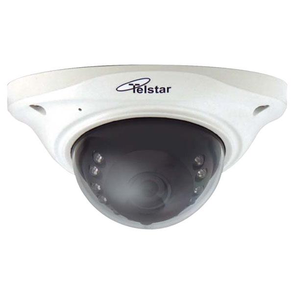 コロナ電業 AHD200万画素屋外軒下・屋内兼用ドーム型カメラ(マイク・赤外線投光) TR-H200MD