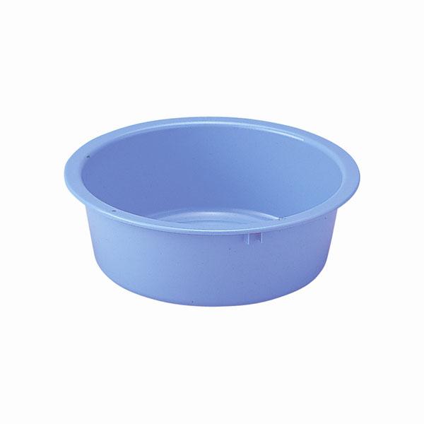 リス 丈夫なタライ 買物 日本正規代理店品 GKタライ42型 ブルー