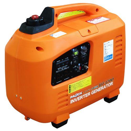 PAOCK(パオック) インバータ発電機 HT-1700