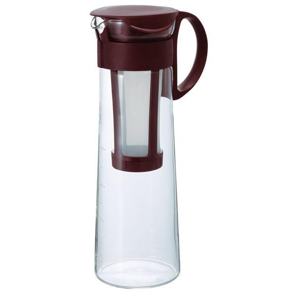 HARIO ハリオ 水出し コーヒーポット 1000ml ブラウン 8杯用 新作 大人気 MCPN-14CBR コーヒードリップ 百貨店