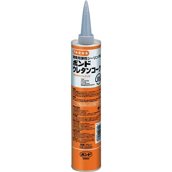 超安い コニシ ボンドウレタンコ-ク 色:グレ- カ-トリッジ お気に入 #56288 320ml
