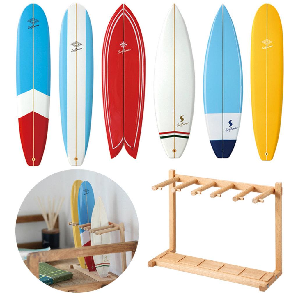 サーフバーナー お香 香立 香炉 ギフト対応 のし対応無料 メッセージカード無料  サーフバーナー 6種 ・ボードラック タテ置きタイプ セット 【 あす楽 】【 サーフバーナー SURF BURNER 香立て お香 サーフバーナー SURF BURNER 】