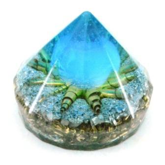 オルゴナイト ボヘミアンオルゴナイト ヒディス 値引き 太陽と月 ダイアモンド型オルゴナイト H62 あす楽 オープニング 大放出セール 日本国内正規品 オルゴナイトオブジェ