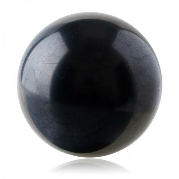 シュンガイト ボール 20cm ( シュンガイト ボール ) SH-B0120