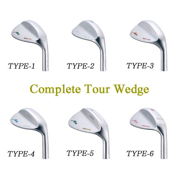 【カスタム対応】 A.F.D. Complete Tour Wedge コンプリートツアーウェッジ