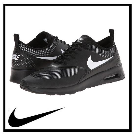 Nike Air Max Thea Des Femmes De Marché Noir Et Blanc nouvelle remise qualité escompte élevé nouvelle marque unisexe dégagement la sortie dernière IYXgvT