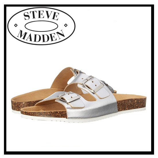ENDLESS TRIP | Rakuten Global Market: STEVE MADDEN (Steve Madden) BEARFOOT  ladies Sandals (SILVER LEATHER) silver leather domestic stocks and prompt  ENDLESS ...