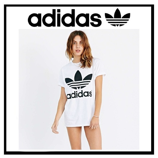 adidas t shirt ladies