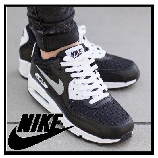 ENDLESS TRIP | Rakuten Global Market: NIKE (Nike) AIR MAX 90 PREM MESH (GS)  (Air Max 90 mesh) women's sneakers (WHITE/REFLECT SILVER-BLACK) white, ...