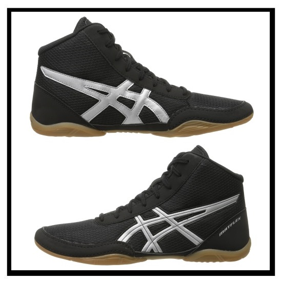 Can ship Asics (ASICS) MATFLEX 5 WRESTLING SHOES mat flextime 5 men s  wrestling shoes BLACK SILVER black silver (J504N 9093) immediately  ENDLESS  TRIP ... b7de98e22