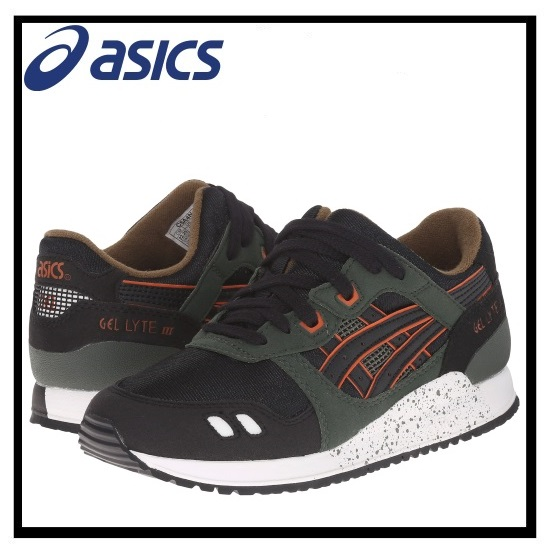 asics bag Black