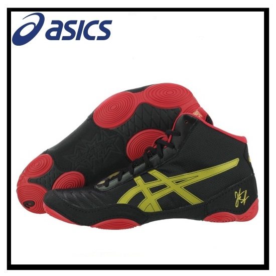 jordan burroughs wrestling shoes