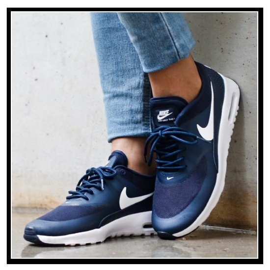 air max thea navy