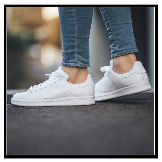 new arrival 402fc 96138 adidas (Adidas) STAN SMITH (Stan Smith) sneakers FTWWHT/FTWWHT/FTWWHT (all  white) S75104 ENDLESS TRIP pickup