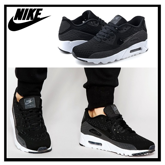 nike air max 90 black and grey