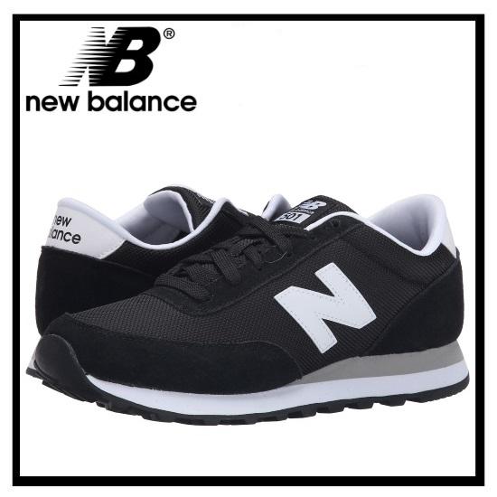 NEW BALANCE 501新平衡WL501KW鞋运动鞋BLACK/WHITE(黑色/白)