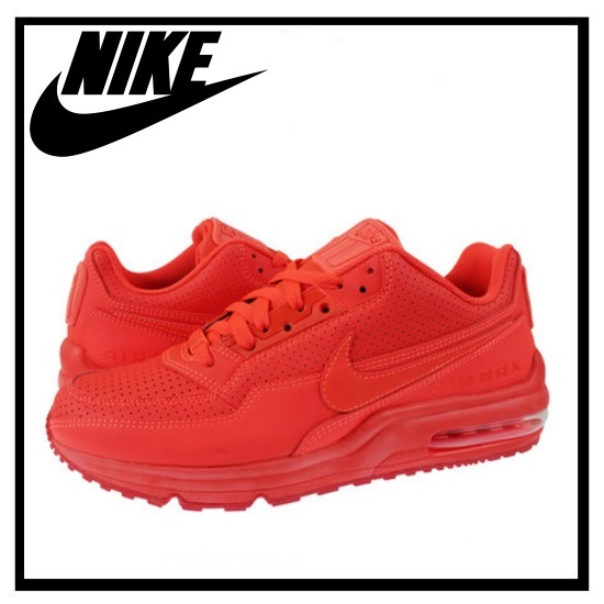air max ltd all red