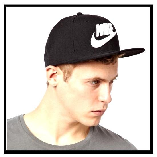 nike true snapback cap