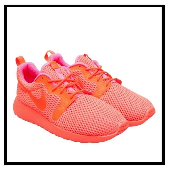 11b533522f94 ... grey NIKE (Nike) WOMENS NIKE ROSHE ONE HYPER BREATH (ROS one hyper  Breeze) ...
