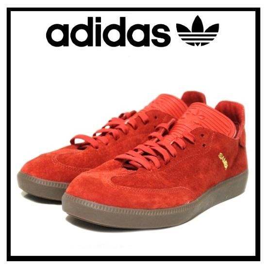 2003be9c151c5 ... greece adidas adidas mc leather samba samba mc leather suede sneakers  scarle scarle goldmt allred d68795