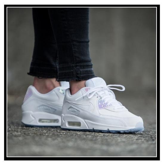air max 90 womens all white