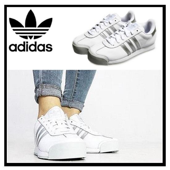 ENDLESS TRIP   (adidas) Rakuten Global Market: adidas (adidas)   SAMOA (Samoa) FTWWHT/SILVMT/CLGREY sneakers (white/silver) AQ79066 ENDLESS TRIP (endless trips) 4337a3