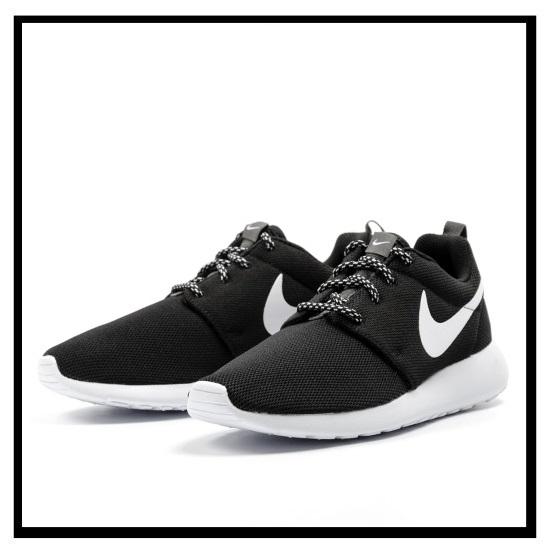 47071f0c65b7 Rakuten shopping marathon NIKE (Nike) WOMENS NIKE ROSHE ONE (ローシワン)  sneakers BLACK WHITE-DARK GREY (black   white) 844994 002 ENDLESS TRIP  pickup