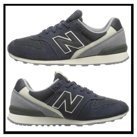 new balance 574 navy brown