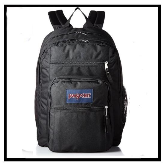 jansport(ジャンスポーツ) BIG STUDENT BackPack Black リュック バッグパック ブラック TDN7008 【即日発送】 ENDLESS TRIP ENDLESSTRIP エンドレストリップ