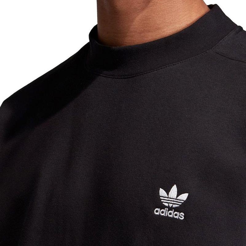 adidas polo neck sweat
