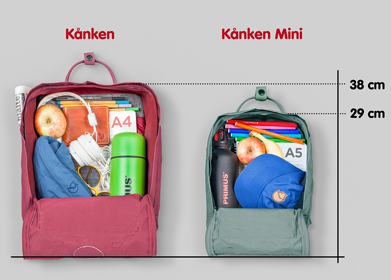 FJALL RAVEN(feruraben)KANKEN No.2 BACKPACK背包帆布背包手提行李2WAY包罐子肯No.2(F23565)ENDLESS TRIP(永无休止的旅行)