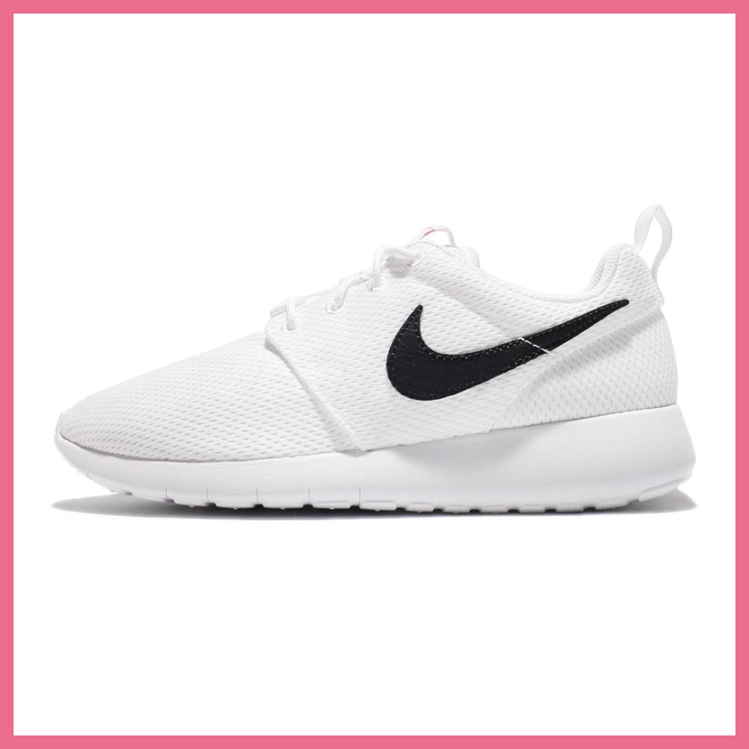 huge discount 95982 d6769 Rakuten supermarket SALE! NIKE (Nike) ROSHE ONE (GS) (Losey one) kids model  sneakers WHITE/BLACK-SAFETY ORANGE (white / black) 599728 101 ENDLESS TRIP  ...
