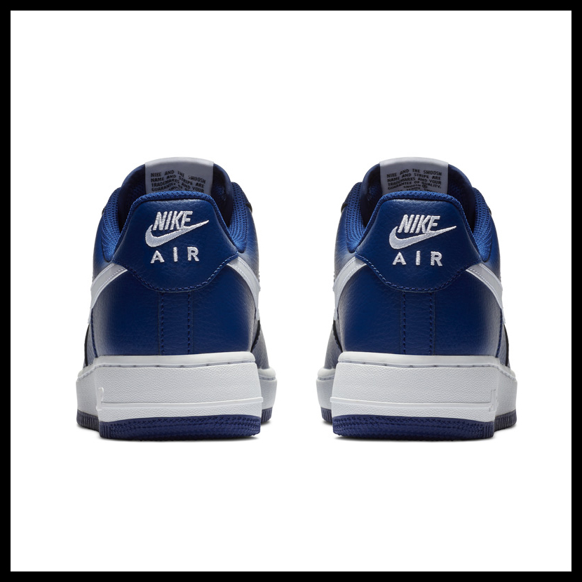 brand new 25fba 1ed0d air force ones royal blue