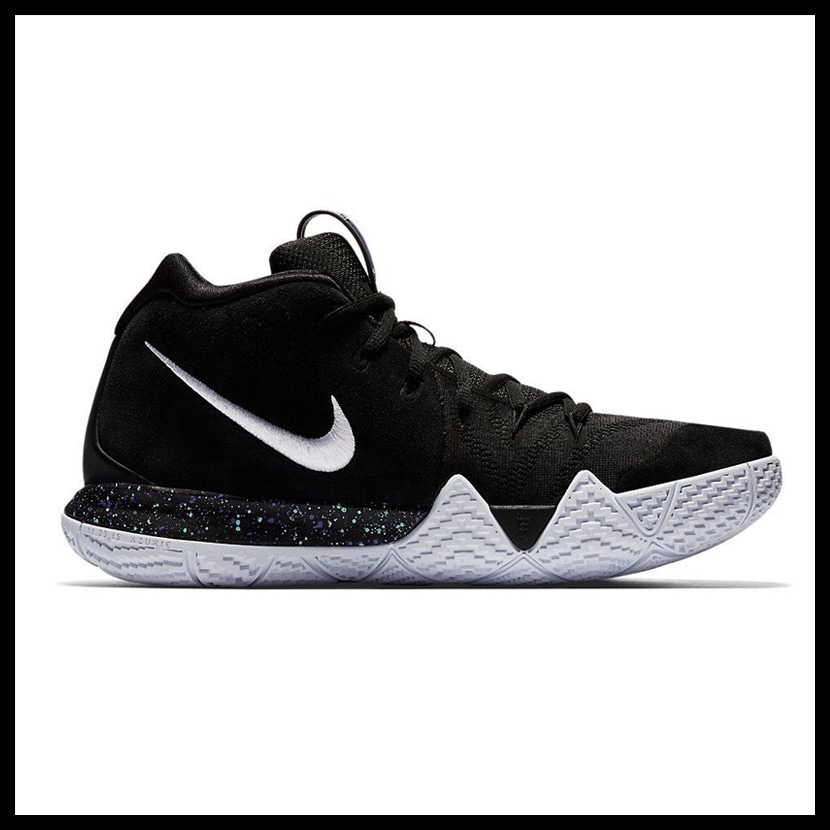 NIKE (Nike) KYRIE 4 (chi Lee 4) sneakers basketball shoes basketball shoes  MENS BLACK WHITE (black   white) 943806 002 ENDLESS TRIP pickup db83d194a