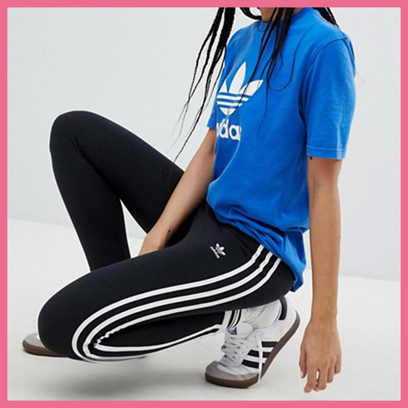 adidas leggings on sale women