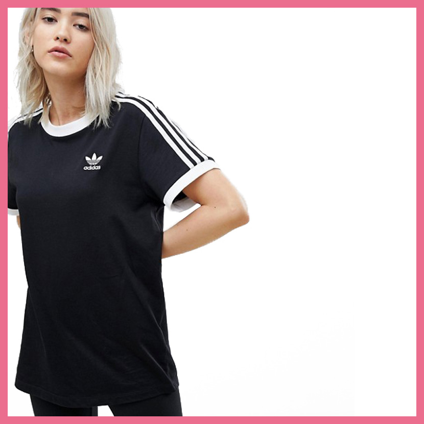 17f7713f ENDLESS TRIP: It is lady's model adidas (Adidas) WOMENS 3-STRIPES ...