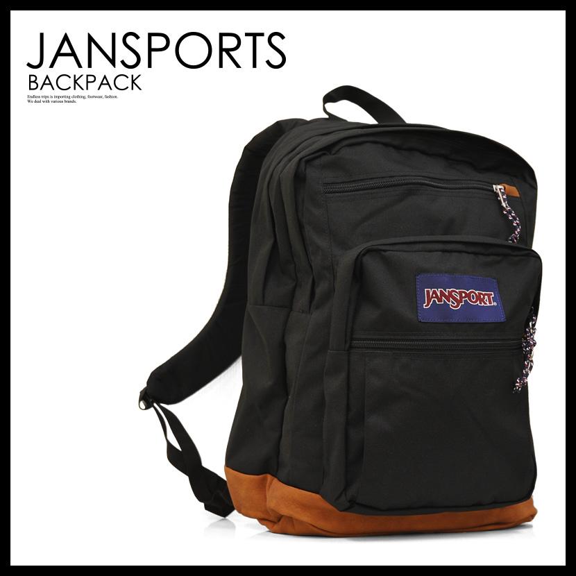 【希少!大人気!】JANSPORT (ジャンスポーツ) COOL STUDENT BACKPACK (クール スチューデント バックパック) メンズ/レディース デイパック リュック BLACK (ブラック) JS0A2SDD008 ENDLESS TRIP ENDLESSTRIP エンドレストリップ