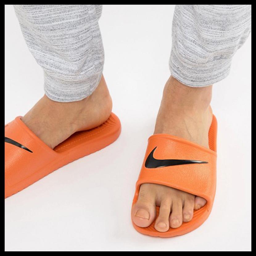 buy online 31533 6c3e8 0 NIKE(耐克)KAWA SHOWER(kawashawa)淋浴凉鞋海尔海凉鞋凉鞋SOLAR ORANGEBLACK(橙子黑色)832528  800 ENDLESS TRIP pickup