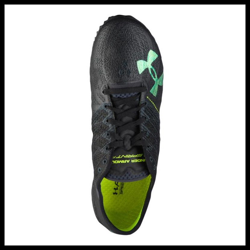 187ea590 UNDER ARMOUR (under Armour) UA SPEEDFORM SPRINT 2 (speed form sprint 2)  MENS land spikes track and field shoes BLK (black) 3,000,019-001 ENDLESS  TRIP ...