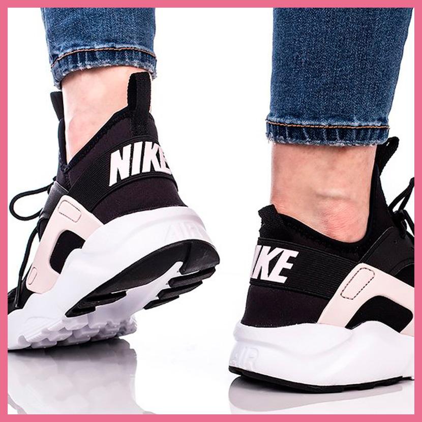 291d506cc17 ENDLESS TRIP  NIKE (Nike) AIR HUARACHE RUN ULTRA GS (エアハラチラン ...