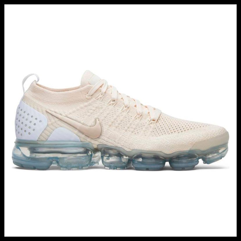 1b45694373ef7 NIKE (Nike) WOMENS NIKE AIR VAPORMAX FLYKNIT 2 (air vapor max fried food  knit) LIGHT CREAM MTLC GOLD STAR (light cream) beige off-white men gap Dis  sneakers ...