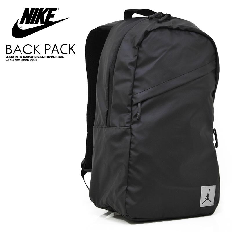 185fe50f0042 NIKE (Nike) JORDAN CROSSOVER BACKPACK (Jordan crossover backpack) men s  Lady s unisex day pack rucksack BLACK BLACK REFLECTIVE SILVER (black    silver) ...