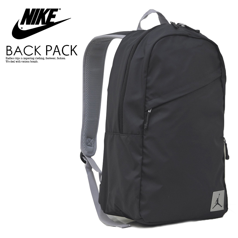 4355810cdb4d NIKE (Nike) JORDAN CROSSOVER BACKPACK (Jordan crossover backpack) men s  Lady s unisex day pack rucksack ANTHRACITE BLACK REFLECTIVE SILVER  (charcoal gray ...