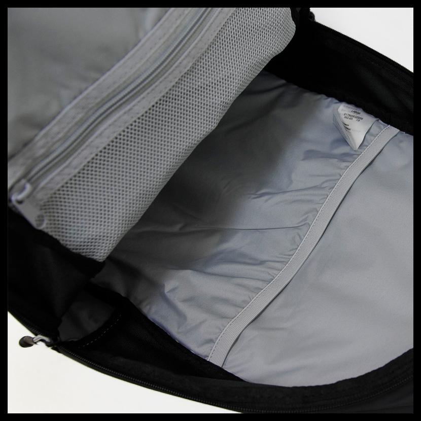 NIKE (Nike) JORDAN CROSSOVER BACKPACK (Jordan crossover backpack) men's  Lady's unisex day pack rucksack ANTHRACITE/BLACK/REFLECTIVE SILVER  (charcoal