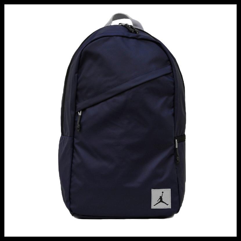 6385beabca1b NIKE (Nike) JORDAN CROSSOVER BACKPACK (Jordan crossover backpack) men s  lady s unisex day pack rucksack HYPER ROYAL BLACK REFLECTIVE SILVER (navy    black ...