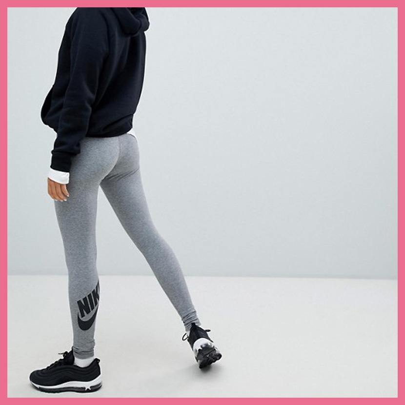 54ce6193c96aa3 ENDLESS TRIP: NIKE (Nike) WOMENS LEG-A-SEE LOGO LEGGINGS (Legacy ...