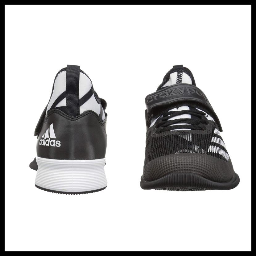 4e910f1e1f8 adidas (Adidas) CRAZY POWER (crazy power) powerlifting weightlifting weight  lifting shoes BLACK WHITE BLACK (black   white) BA9169ENDLESS TRIP