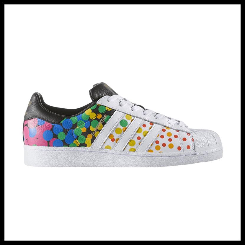 superstar pride shoes